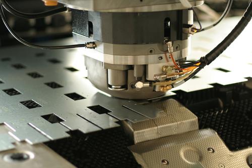 Metal Stamping CNC
